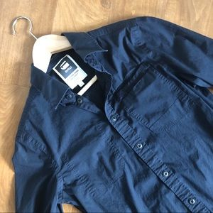 G-Star Raw Admiral Shirt Long Sleeve Small
